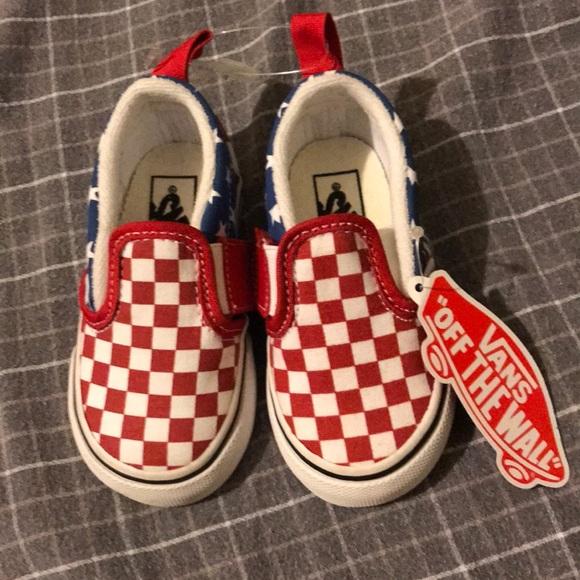 Vans Shoes | Infant Size 5 | Poshmark
